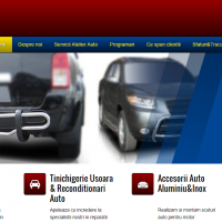Am lansat site-ul de servicii atelier auto si sudura www.sudezaluminiu.ro!